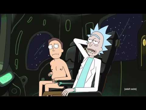 Baker street- RIck & Morty