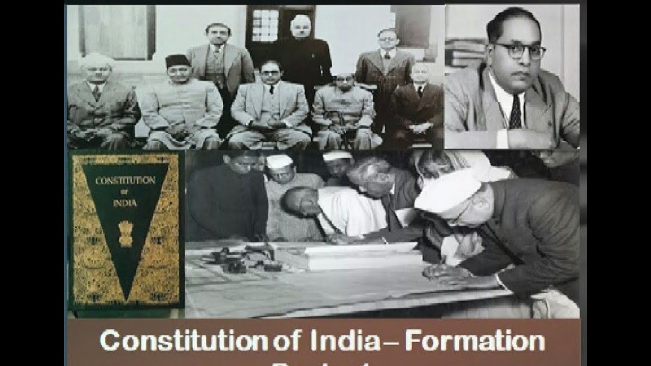 Constitution of India-formation | Part 1 | Formation of ...