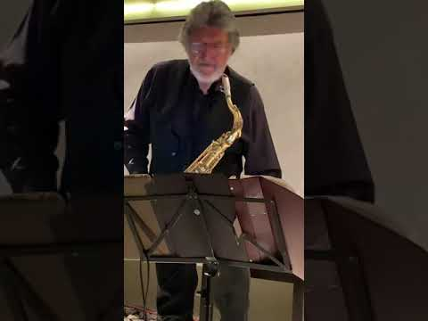 Adios Nonino, Alejandro Rodríguez Maciel En El Sax Tenor