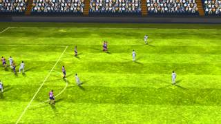 FIFA 14 iPhone/iPad - Real Madrid vs. Atlético Madrid