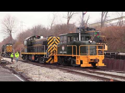 RGV Railroad Museum Receives Alco RS 1 Locomotive