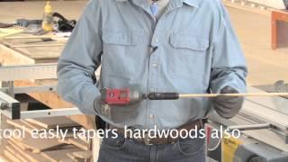 """""""perfect Taper"""" Tapering Tool"""