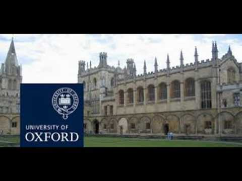 University of Oxford guide