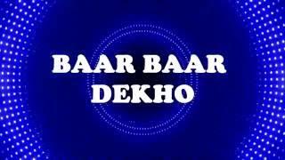 Kala Chashma Song Lyrics