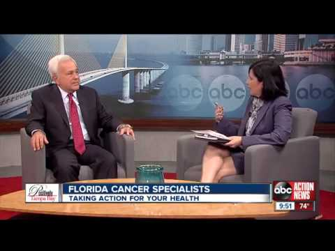 Dr. Christopher George - Florida Cancer Specialists - ABC Action News (WFTS-TV) - March 2015