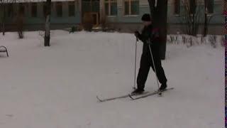видео Виды и способы передвижения на лыжах