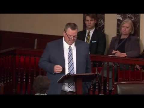 Senator Jon Tester Destroys Republicans for Defunding the VA