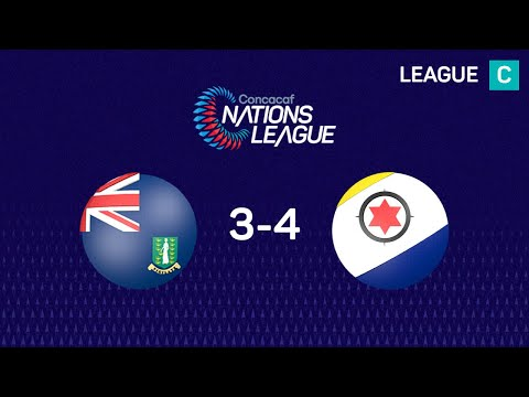[Video] Bonaire were losing 3-1 in the 87th minute to the British Virgin Islands in the CONCACAF Nations League, and came back to win it 4-3