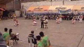 Centro Social Distrito de PUSI - Danzando LLAMERADA