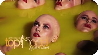 Darya am absoluten Limit | Germany's next Topmodel 2015 | ProSieben