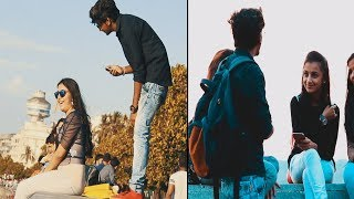 Asking Cute Indian Girls To Be My Valentine | Valentine's day Prank | Pranks in india | 2018