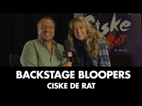 Backstage Bloopers | Ciske de Rat