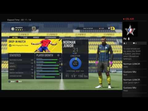 VPGA Inter Milan Training