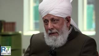 "CBC: Ahmadiyya Caliph says 'Muslim Ban' could lead to ""civil war"" in USA by extremist Muslims"