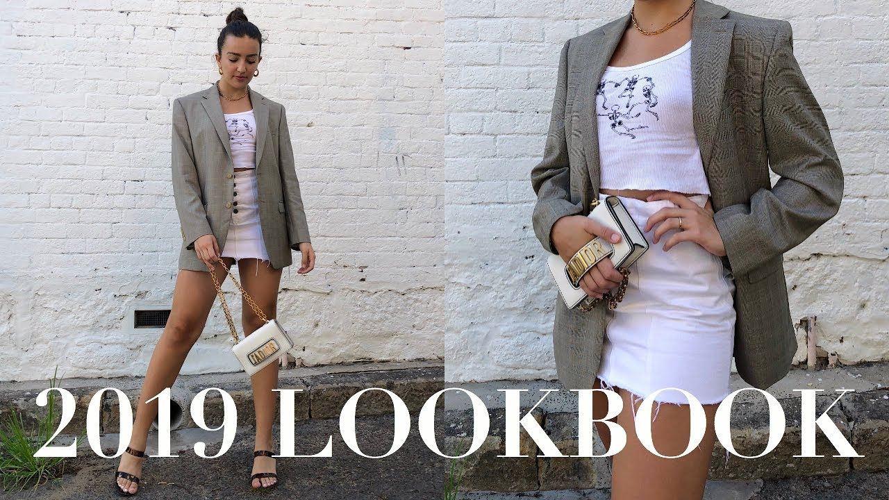 STREET STYLE SUMMER OUTFITS | Sydney Lookbook 1