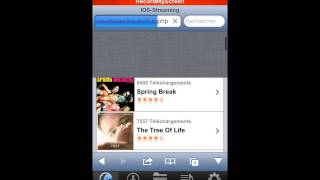 [TUTO] Comment regarder des films en streaming sur son iPhone