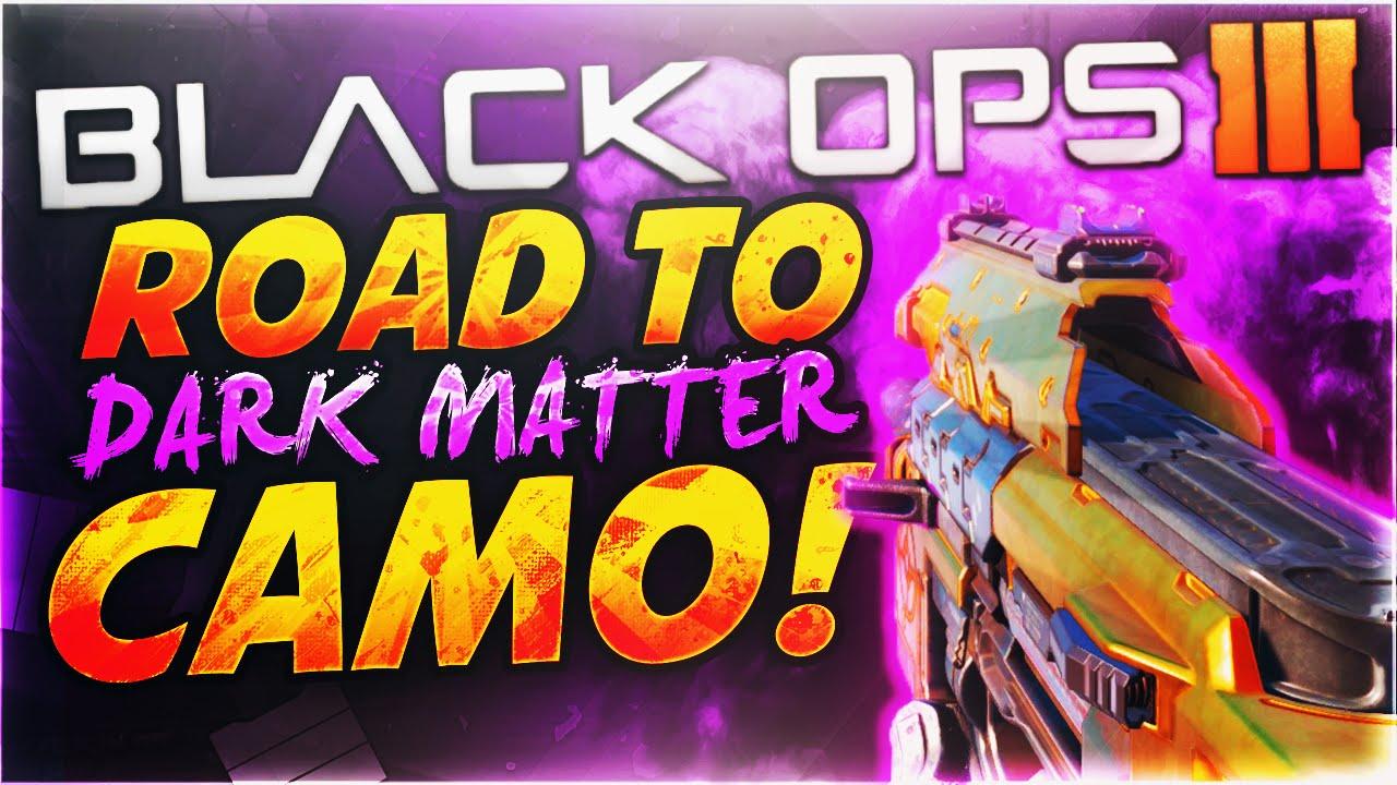 GOLD P90! Black Ops 3 ROAD TO DARK MATTER CAMO! WEEVIL GOLD GUN ...