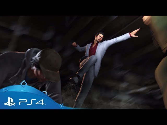 Yakuza 6: The Song of Life | Gameplay Trailer | PS4