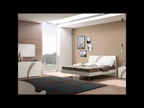 Camera moderna Aster - Mobilificio Dal Cin srl - YouTube