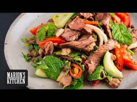 Ultimate Thai Beef Salad - Marion's Kitchen