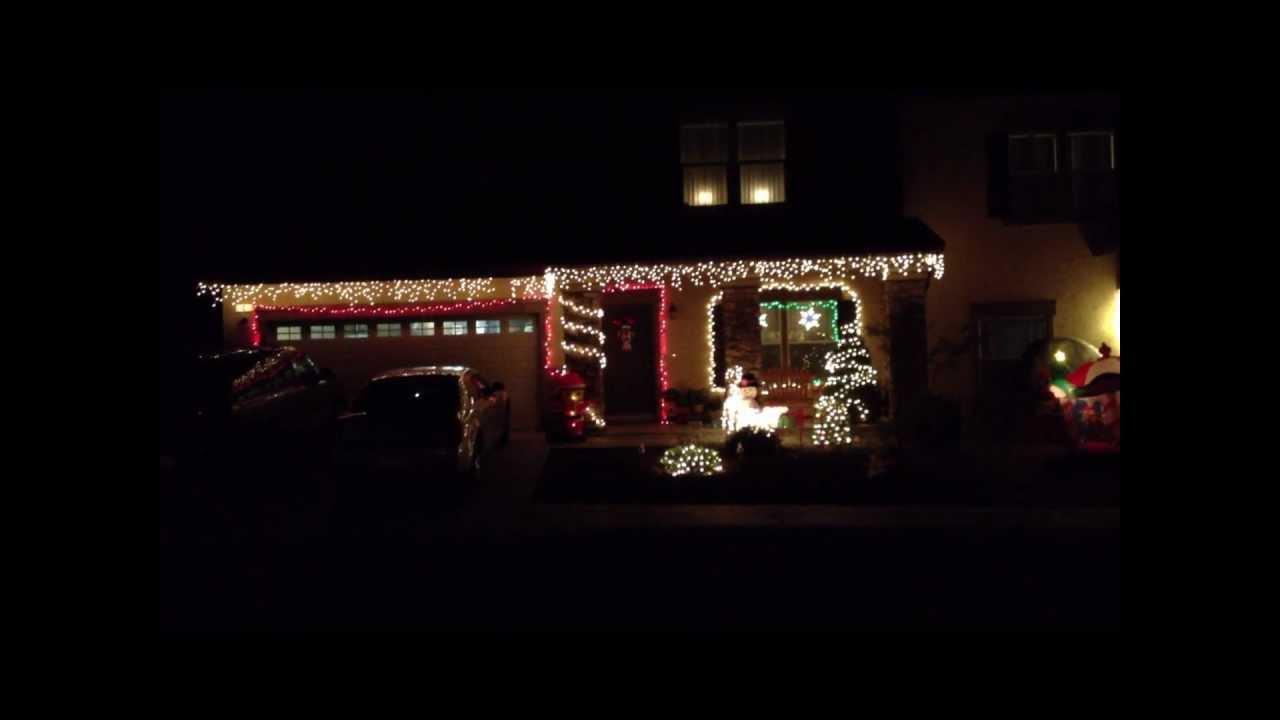 kerstmis licht show wizards - photo #46