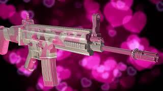 Arma Royale: SCAR CUPIDO | FREE FIRE