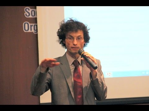 Social Market Economy: Experience from Germany : Mr. Matthias Schäfer