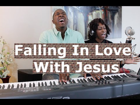 Falling In Love With Jesus - Kirk Whalum/ Jonathan Butler Duet Cover - Jared Reynolds ft. Djquara