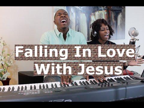 Falling In Love With Jesus - Kirk Whalum/ Jonathan Butler Duet Cover - Jared Reynolds ft. Djquara