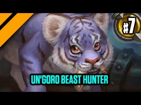 Un'Goro Launchday Extravaganza P7 - Un'Goro Beast Hunter