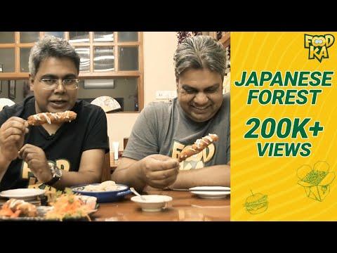 Explore Japan In Kolkata | Japanese Forest | Eco Park | Foodka S03E06 | Mir | Indrajit Lahiri
