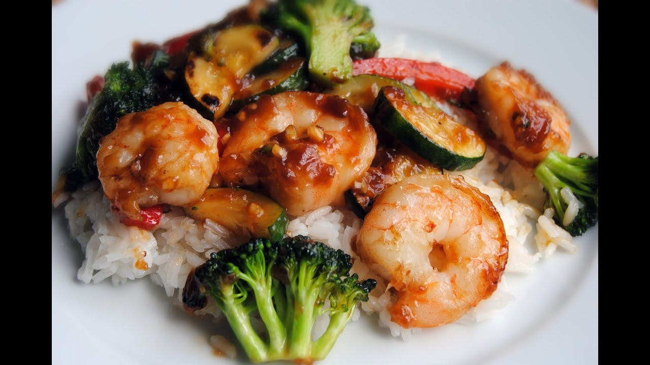 Shrimp stir fry recipe how to make shrimp stir fry sys for Resetas para preparar comida