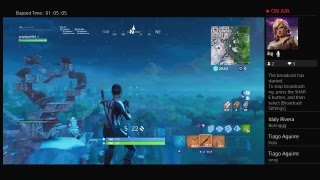 Fortnite duos with a bot