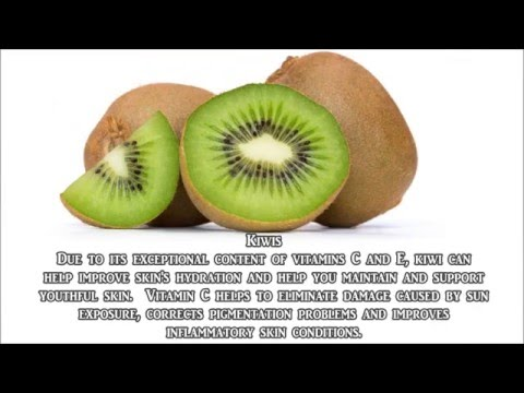 Top 10 Anti Aging Fruits