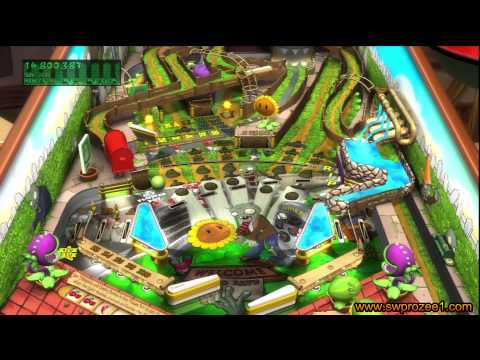 Zen Pinball 2: Plants vs Zombies