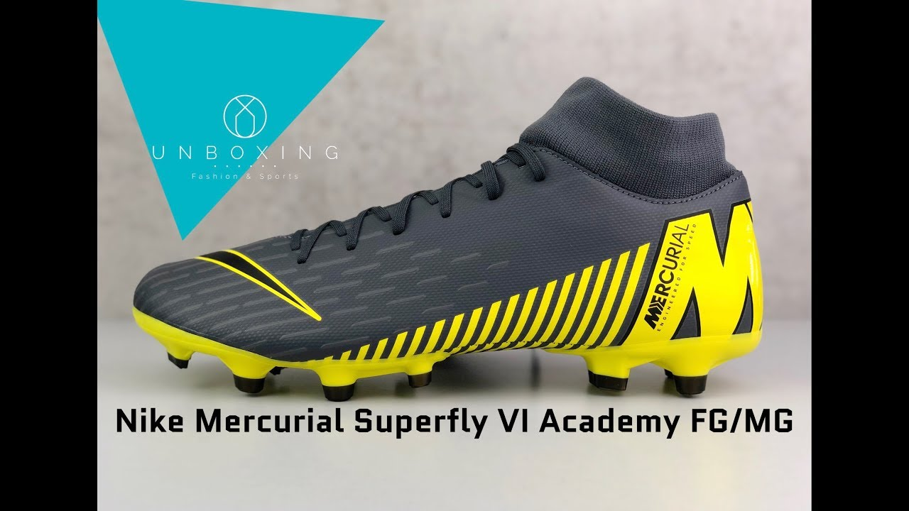 Nike Mercurial Superfly VI Academy MG 'Game Over Pack' | UNBOXING & ON FEET | football boots | 2019