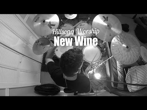 New Wine - Hillsong Worship - Drum Cover