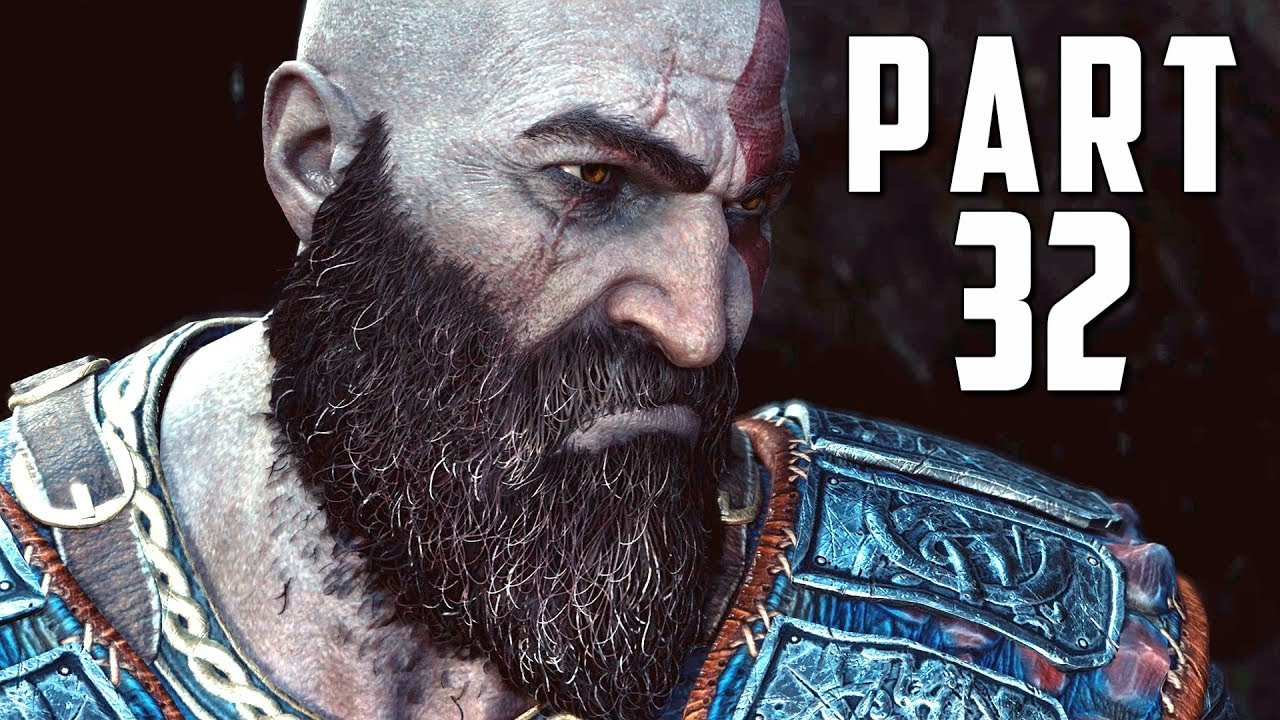 God Of War Walkthrough Gameplay Part 32 Chaos God Of War 4