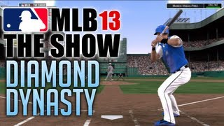 MLB 13 The Show Diamond Dynasty: Call It A Comeback? [Ep.2]