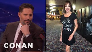 "Joe Manganiello's Mom Has A ""Big Dick Richie's Mom"" T-Shirt  - CONAN on TBS"