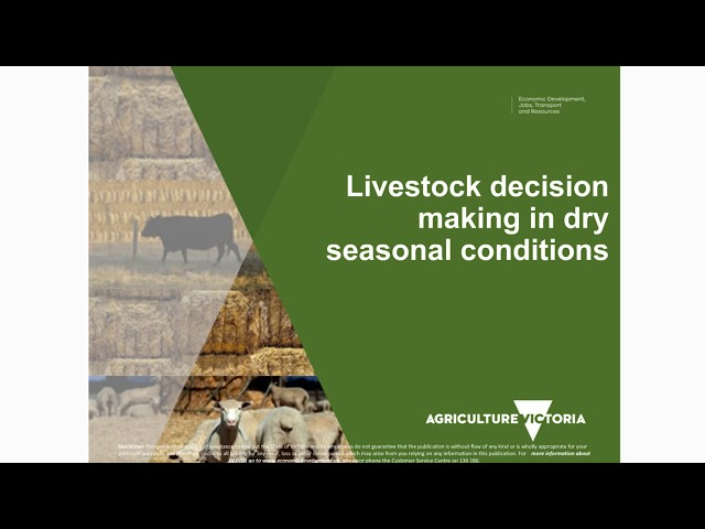 Agriculture Victoria - YouTube Gaming