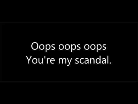 Scandal - Mr. X Lyrics
