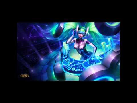 OST Sona DJ Kinetic In Game LoL V2