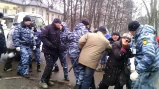 """""""Комендантский Час"""" в Дубках ! ЧОП против граждан! Полиция бездействует!"""