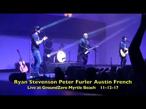 End of Concert Peter Furler Live at GroundZero Myrtle Beach 11 12 17