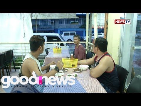Good News: Pulubing inaapi, may magtanggol kaya?