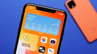 iOS 14 brings the best of Android to iPhone