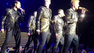 Backstreet Boys Pit View Night 1!  BSB Residency at The Axis | Laliland - Episode 58