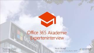 18-02 Experteninterview: Datenschutzgrundverordnung mit Nicki Borell