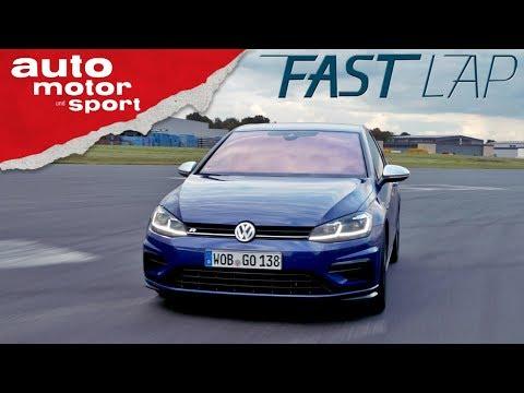 VW Golf R (2018): Laaaaangweilig.....oder doch ganz anders? - Fast Lap | auto motor & sport